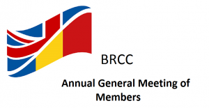 ANNUAL GENERAL MEETING OF MEMBERS - Wednesday, 22nd November 2017, World Trade Center, 10 Montreal Square, Bucharest, Mexico & Seoul Room @ World Trade Center, Mexico & Seoul Room | București | Municipiul București | Romania