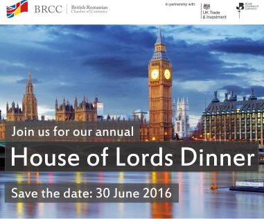 House of Lords Banner - 2