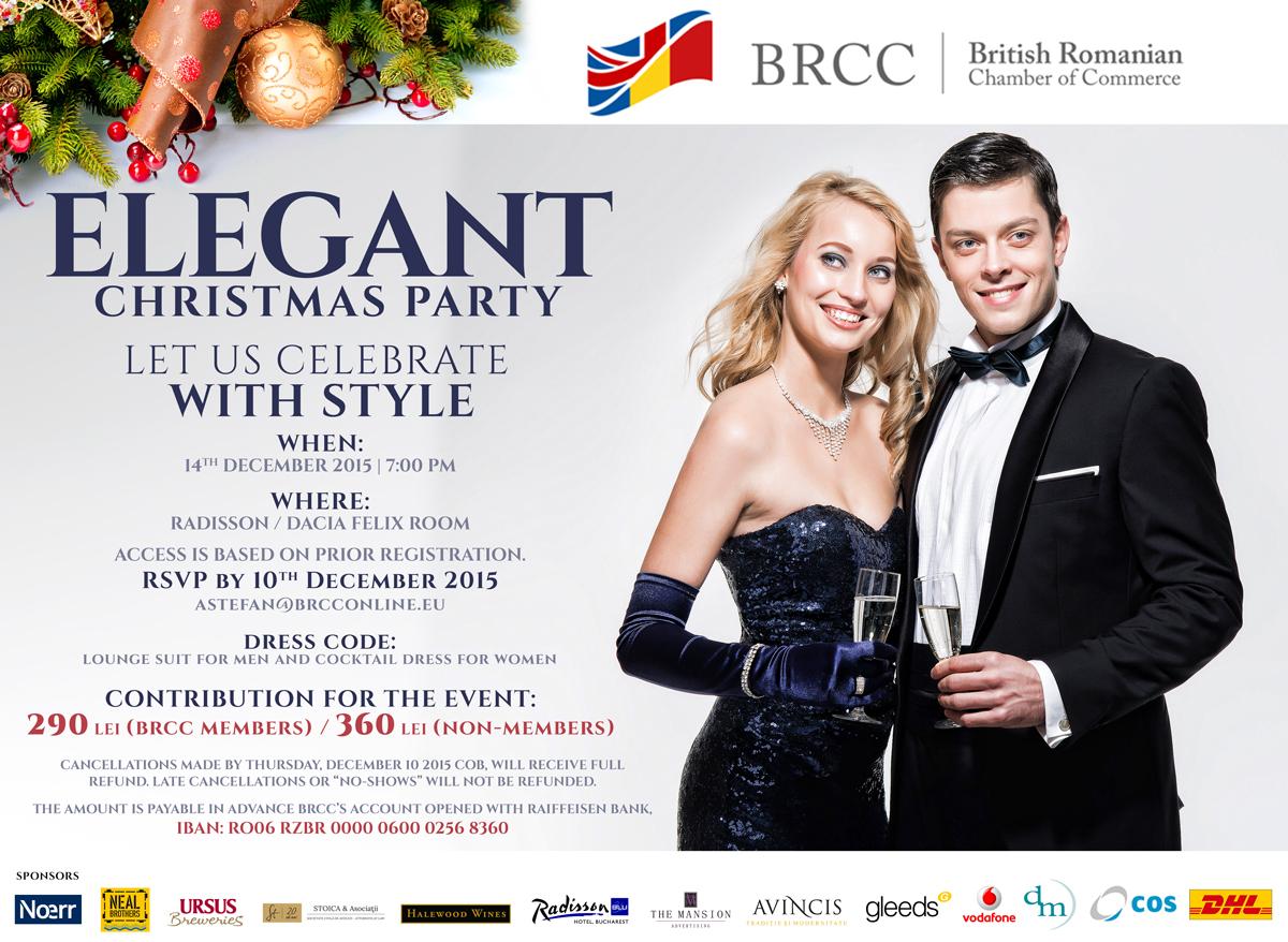 BRCC Christmas Party | BRCC