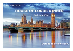 House of Lords Dinner @  House of Lords | London | United Kingdom