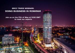 Export webinar: Doing Business in Romania