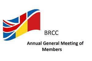 BRCC - ANNUAL GENERAL MEETING OF MEMBERS @ Jupiter Room, Mezzanie   Bucharest   Bucharest   Romania