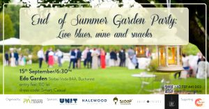 PA Services Garden Party @ Edo Garden | București | Municipiul București | Romania
