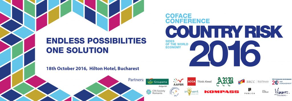 Coface Country Risk Conference @ ATHÉNÉE PALACE HILTON