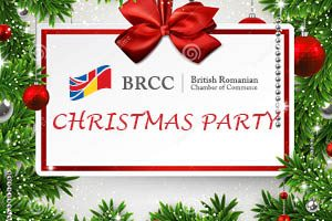 Save the Date: BRCC Christmas Party - 19th December 2016 @ JW Marriott Bucharest Grand Hotel, Constanta Ballroom