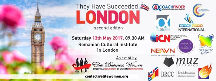 They Have Succeeded London @ Romanian Cultural Institute in London | England | United Kingdom