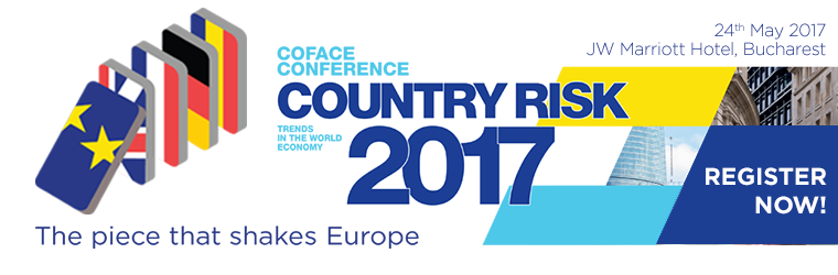 Coface Country Risk Conference @ JW Marriott Bucharest Grand Hotel