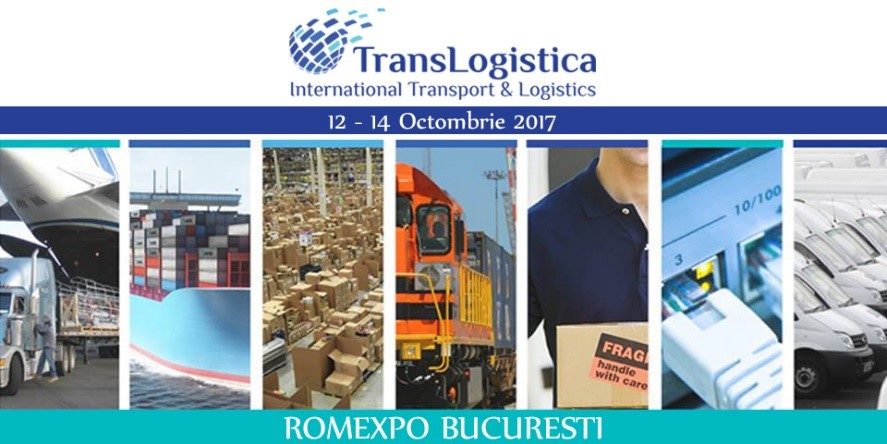7 events, one destination: TransLogistica Expo! @ Romexpo Bucharest