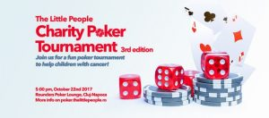 Poker Charity Tournament in Cluj @ Rounders Poker Lounge.  | Cluj-Napoca | Județul Cluj | Romania