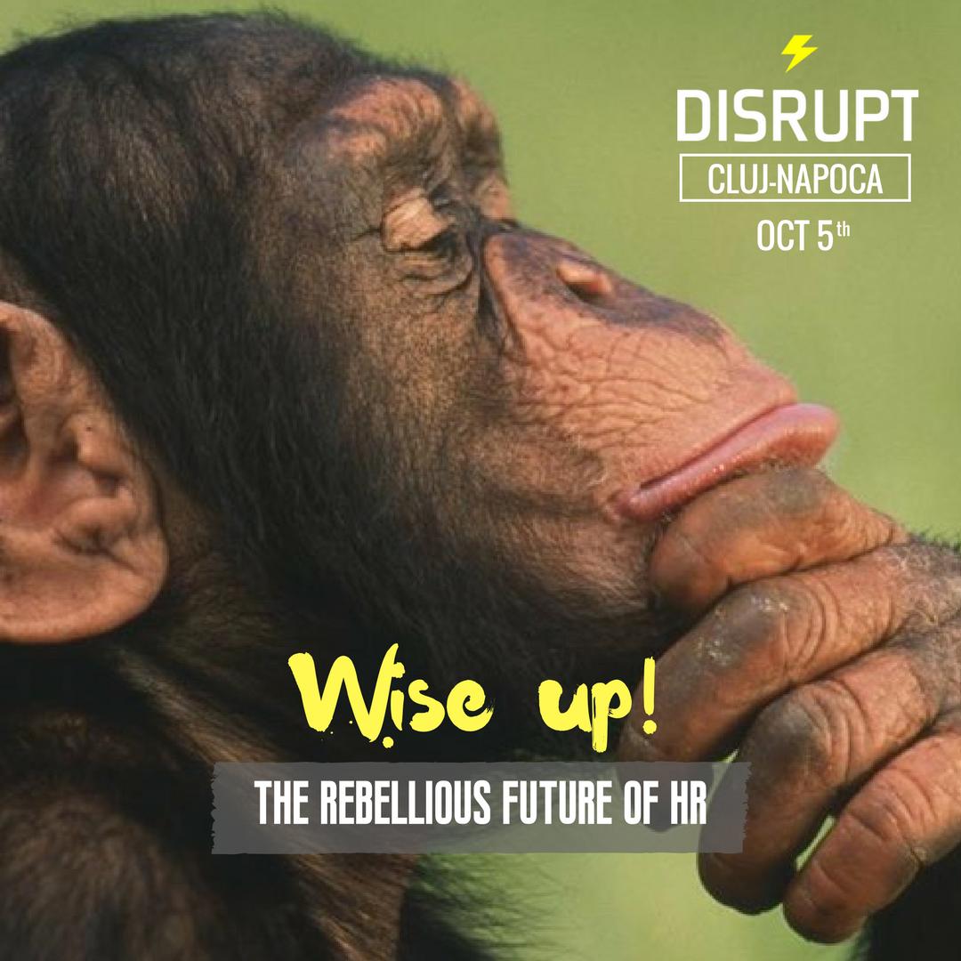 DisruptHR Cluj @ Euphoria Music Hall | Cluj-Napoca | Județul Cluj | Romania