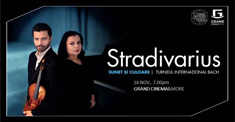 Classical music and cocktails. In Cinema. @ GRAND CINEMA & MORE BANEASA