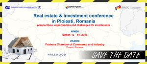 BUILD YOUR BUSINESS IN ROMANIA @ Prahova Chamber of Commerce and Industry | Ploiești | Județul Prahova | Romania
