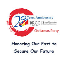 BRCC 20th Christmas Anniversary Party  @ InterContinental Hotel Bucharest