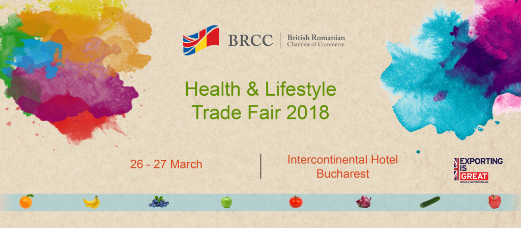 Health & Lifestyle Trade Fair Bucharest @ Intercontinental Hotel | București | Municipiul București | Romania