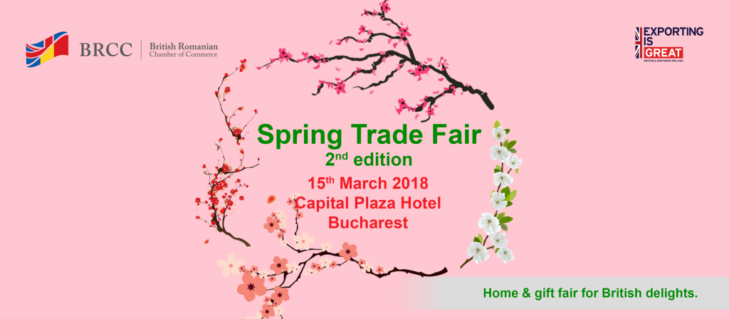 Spring Trade Fair Bucharest @ Capital Plaza Hotel | București | Municipiul București | Romania