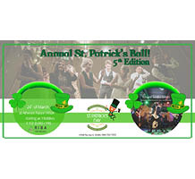 Annual St. Patrick's Ball @ Athenee Palace Hilton