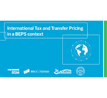 International Tax and Transfer Pricing in a BEPS context @ Athénée Palace Hilton Bucharest