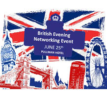 EGM and  BRITISH Evening Networking Event @ Pullman Hotel, | București | Municipiul București | Romania
