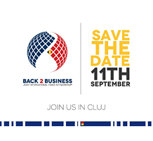 Back 2 Business Cluj @ GRAND HOTEL ITALIA CLUJ-NAPOCA
