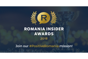 Save your seat at the Romania Insider Awards Gala on October 16, 2018, at the  Intercontinental Hotel Bucharest!