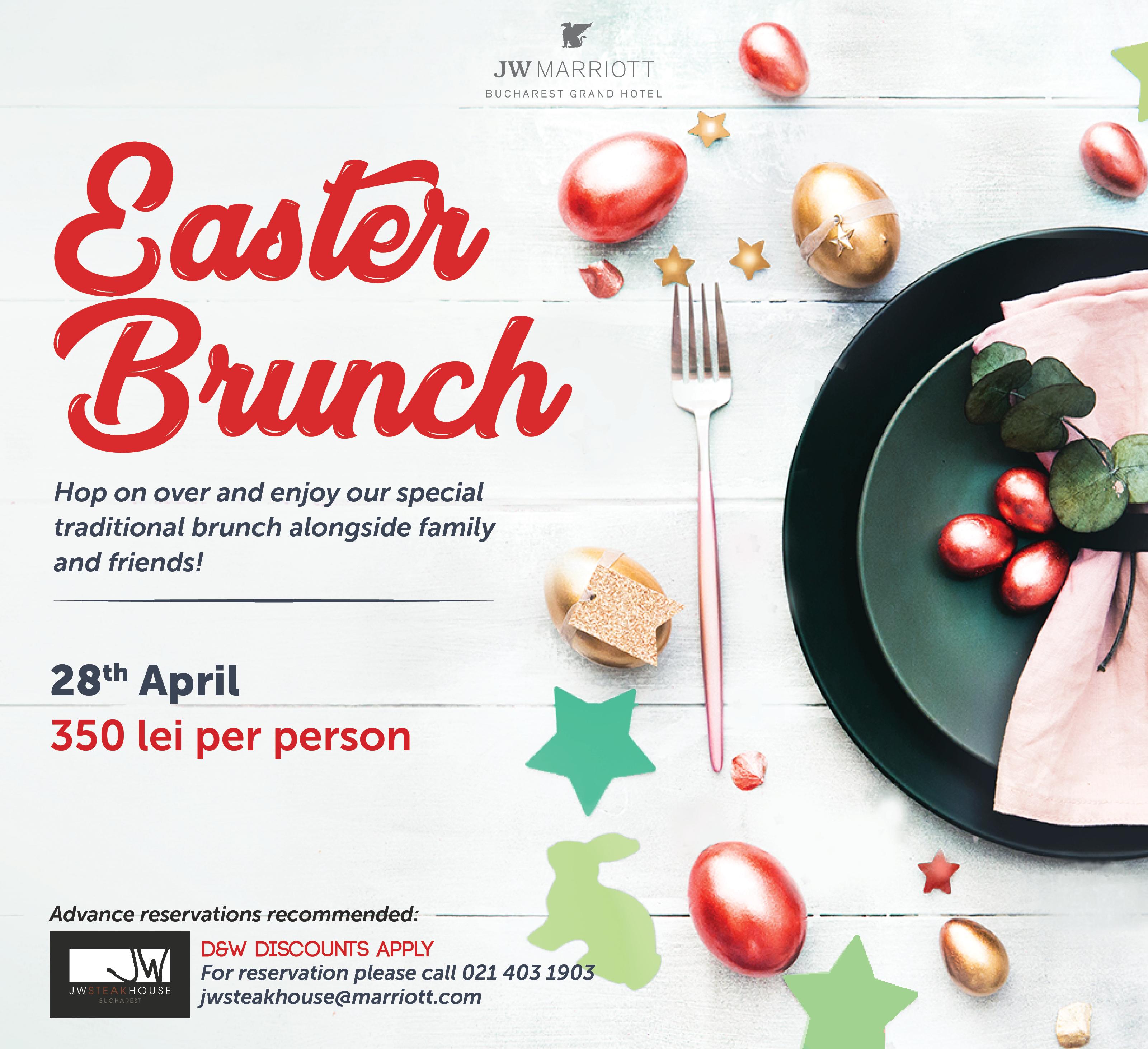 Easter Brunch | BRCC
