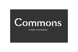 Commons will open in October its third coworking space in Bucharest in the north of the city in Baneasa's Victoria Business Park.