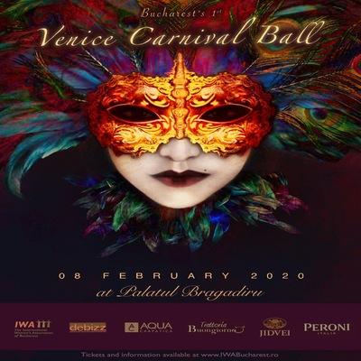 Venice Carnival Ball