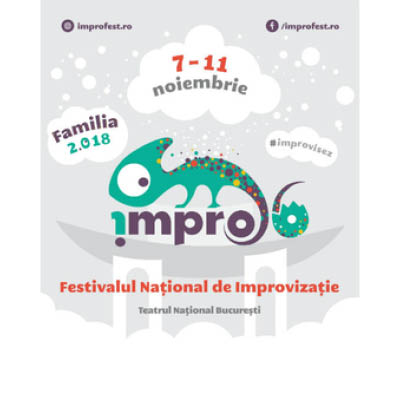 Improvisational theatre in Romania