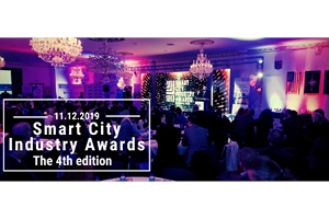 Smart City Industry Awards – 4th edition